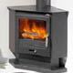 Devon Stove Multi Fuel